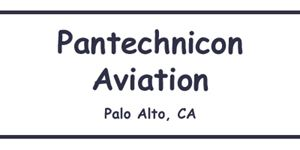 Pantechnicon Aviation LTD
