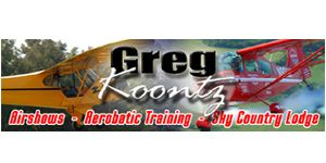 Greg Koontz Airshows
