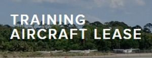 Training Aircraft Lease