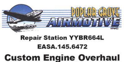Poplar Grove Airmotive