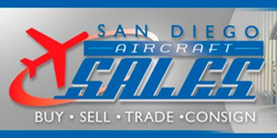 San Diego Aircraft Sales
