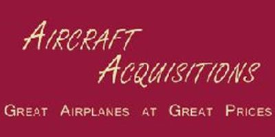 Aircraft Acquisitions