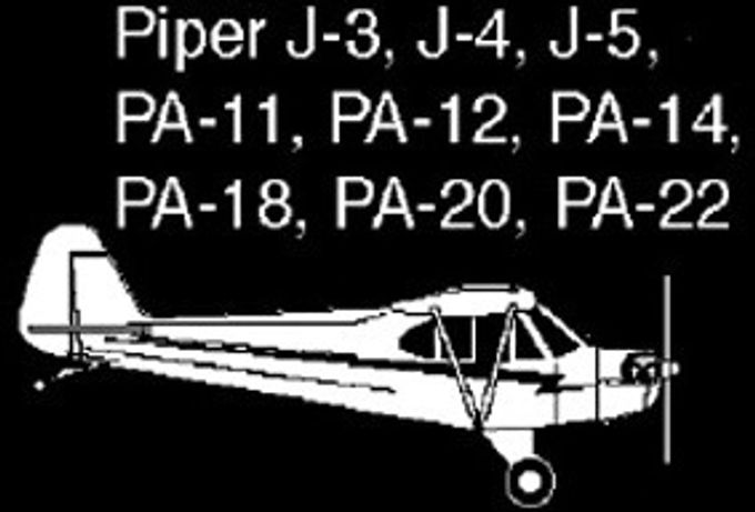 NOT SPECIFIED PA-22 TRI-PACER Vortex Generators for sale