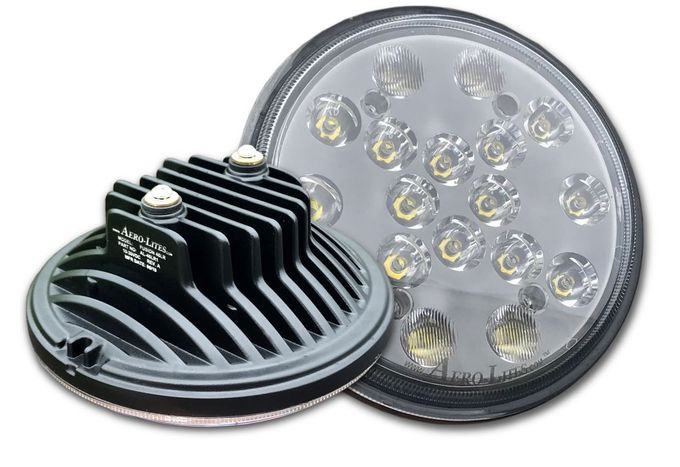 Aircraft Landing Lights For Sale - Used & New Aircraft Parts