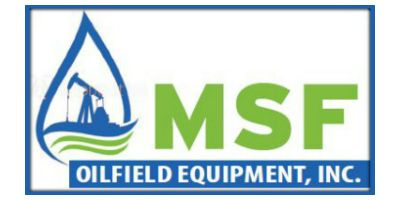 MSF Oilfield Equipment Inc