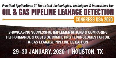 Oil & Gas Pipeline Leakage Detection Congress