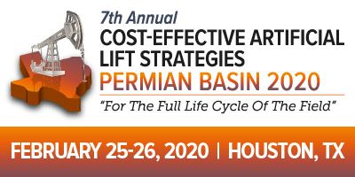 7th Annual Cost-Effective Artificial Lift Strategies Permian Basin 2020