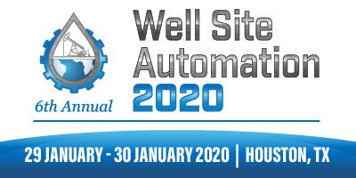 6th Annual Well Site Automation 2020