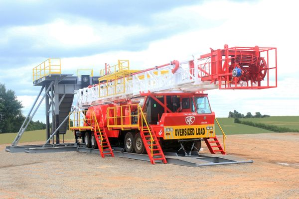 Well Service | Workover Rigs For sale  New, Used, & Rental