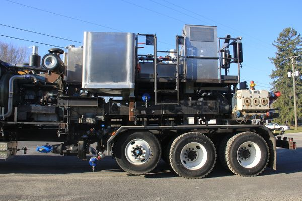 Hot Oil | Heating Trucks For Sale & Lease - New & Used Hot