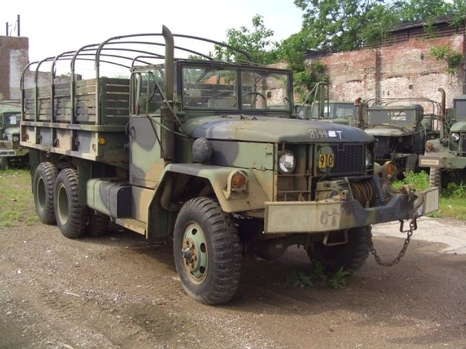 Military Trucks For Sale & Lease - New & Used Military Trucks at