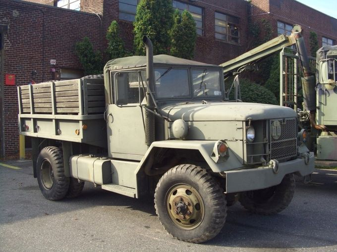 M35A2 Military Trucks For Sale & Lease - New & Used M35A2 Military