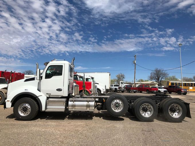 KENWORTH Oilfield Trucks For Sale & Lease - New & Used KENWORTH