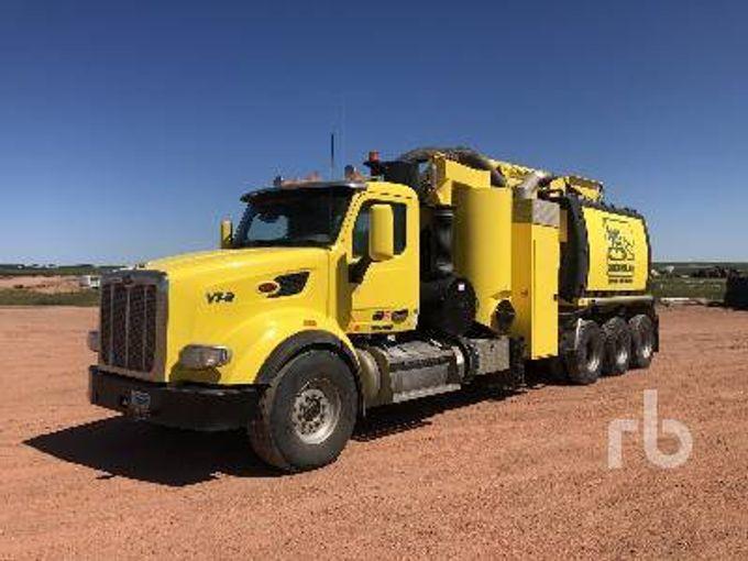 Vacuum Trucks For Sale & Lease - New & Used Vacuum Trucks at