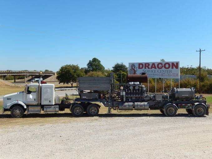 Frac Pump Trailers For Sale or Lease - New & Used Frac Pump Trailers