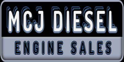 MCJ DIESEL ENGINE SALES