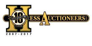 Hess Auctioneers LLC