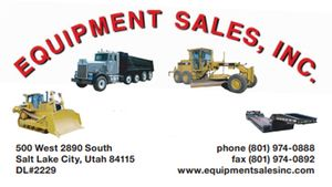 Equipment Sales Inc